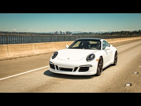 2015 Porsche 911 Carrera GTS Car Review