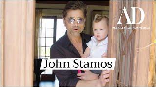 John Stamos nos abre las puertas de su hogar en Beverly Hills