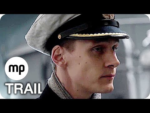 DAS BOOT Trailer Deutsch German (2018) Sky Serie
