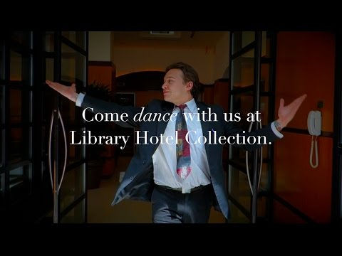 Come Dance With Us At Library Hotel Collection