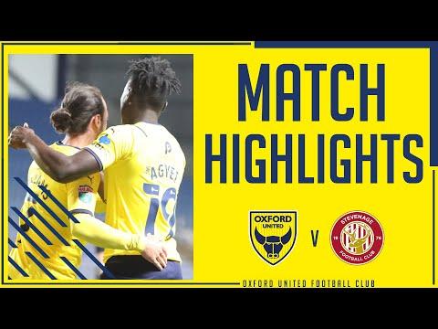 Oxford Utd Stevenage Goals And Highlights