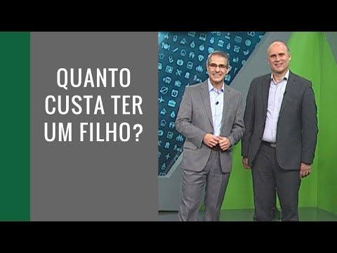 QUANTO CUSTA TER FILHO - CÉSAR REIS