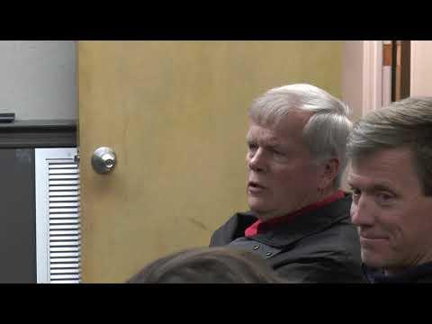 Jamestown City Council Meeting 1/14/19