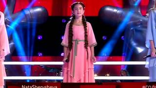 Hallelujah(Aleluya) in 3 languages(English,Russian,Arabic).The Voice Kids(Russia 2015).HD