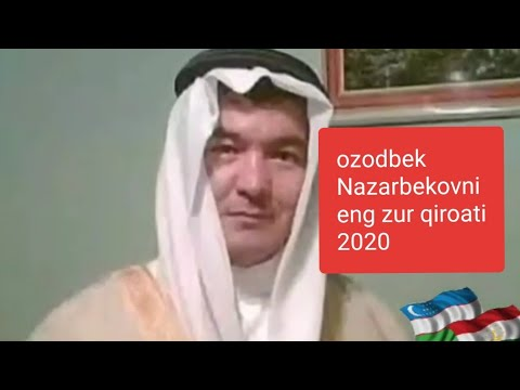 ЕНГ  ЧИРОЙЛИ КИРОАТ ОЗОДБЕК НАЗАРБЕКОВ