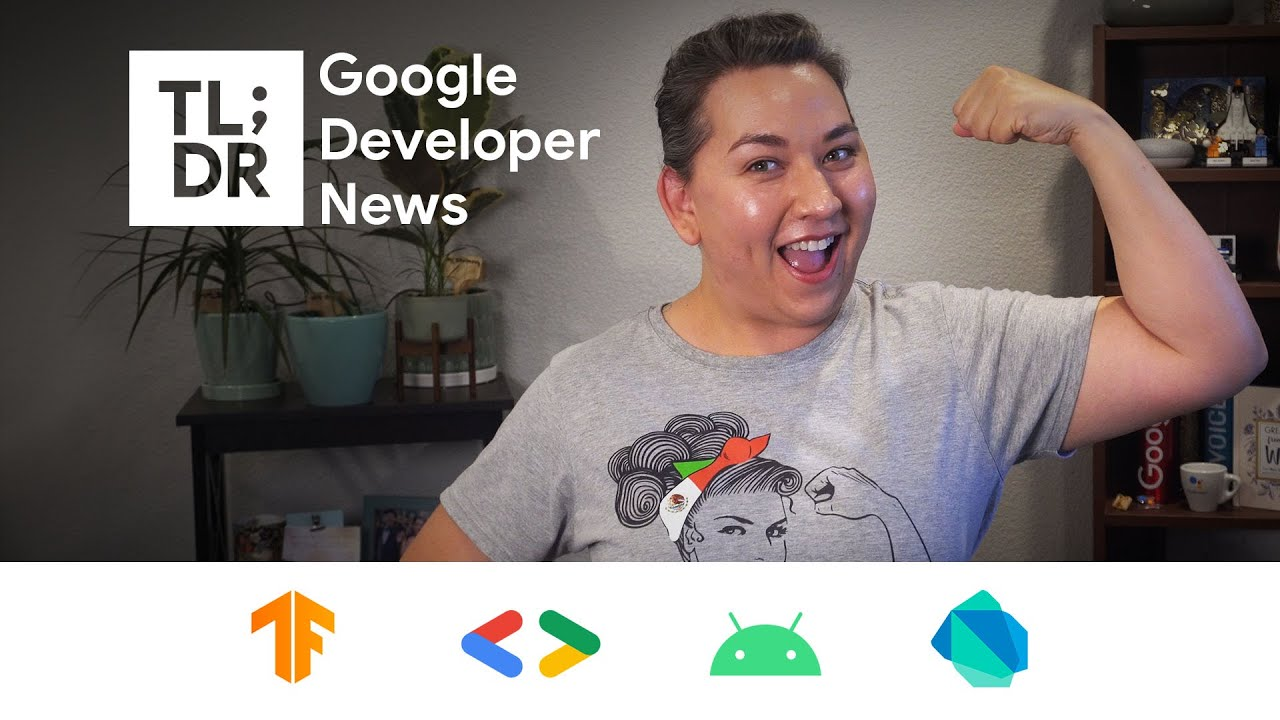 Google Workspace Marketplace updates, Flutter Apprentice, ML Community Day, and more!