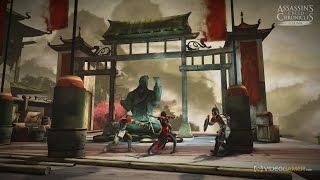 PS4 Assassin' S Creed Chronicles: China №18 Запретный город Ч2(РЕКОМЕНДУЕТСЯ СМОТРЕТЬ В НАУШНИКАХ! События первой главы Assassin's Creed Chronicles разворачиваются в Китае в 1526..., 2015-06-12T09:11:48.000Z)