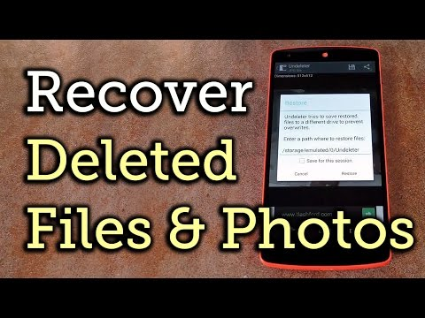 Undeleter Recover Files & Data 1