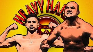 Repeat youtube video UFC Phoenix: Whatever happened to BJ Penn? (Heavy Hands #141)