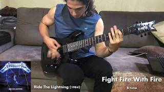 what if metallica used 7 strings guitars?