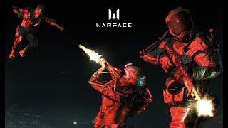 Warface - Завмер ФПС на карті Затемнення (Ультра Налаштування на i7 8700)