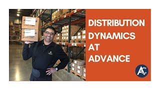 Industrial Fastener Warehouse Distribution