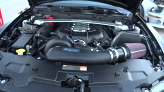 2012 Ford Mustang 5.0 w/ Vortech Supercharger