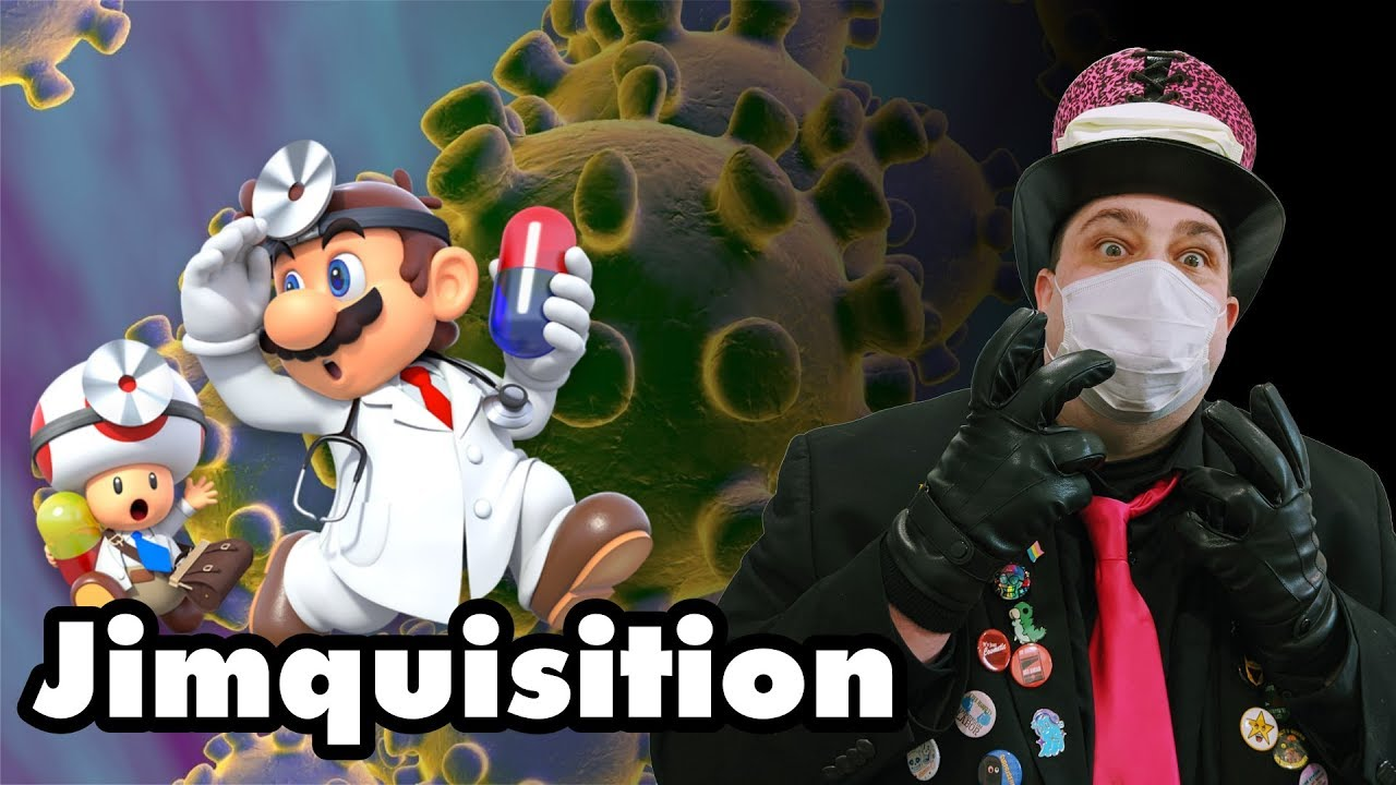 Coronavirus (The Jimquisition)
