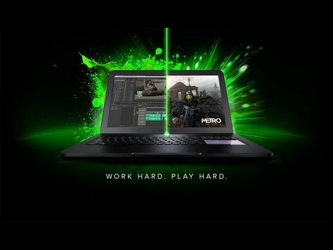 Thinner Than MacBook Air, The New Razer Blade Wants To Be 'The 4th Gaming Console'