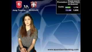 Apuestas Fútbol: Holanda Eerste Diviese Jong Twente - Dordrecht 14/10/2013 20:00h
