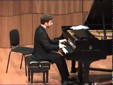 Yaron Kohlberg - Chopin Sonata No 3 - 4/4