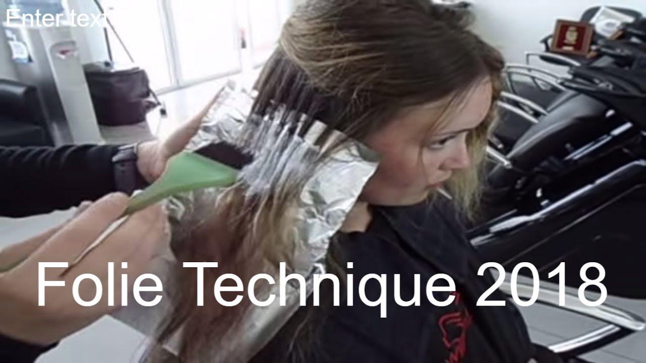 Welp HOE KLEUR JE HAAR Folie Technique,Kim Kardashian highlights VK-25