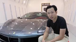 Kombat detailing vlog 15: chú ý khi phủ nano paint coating!