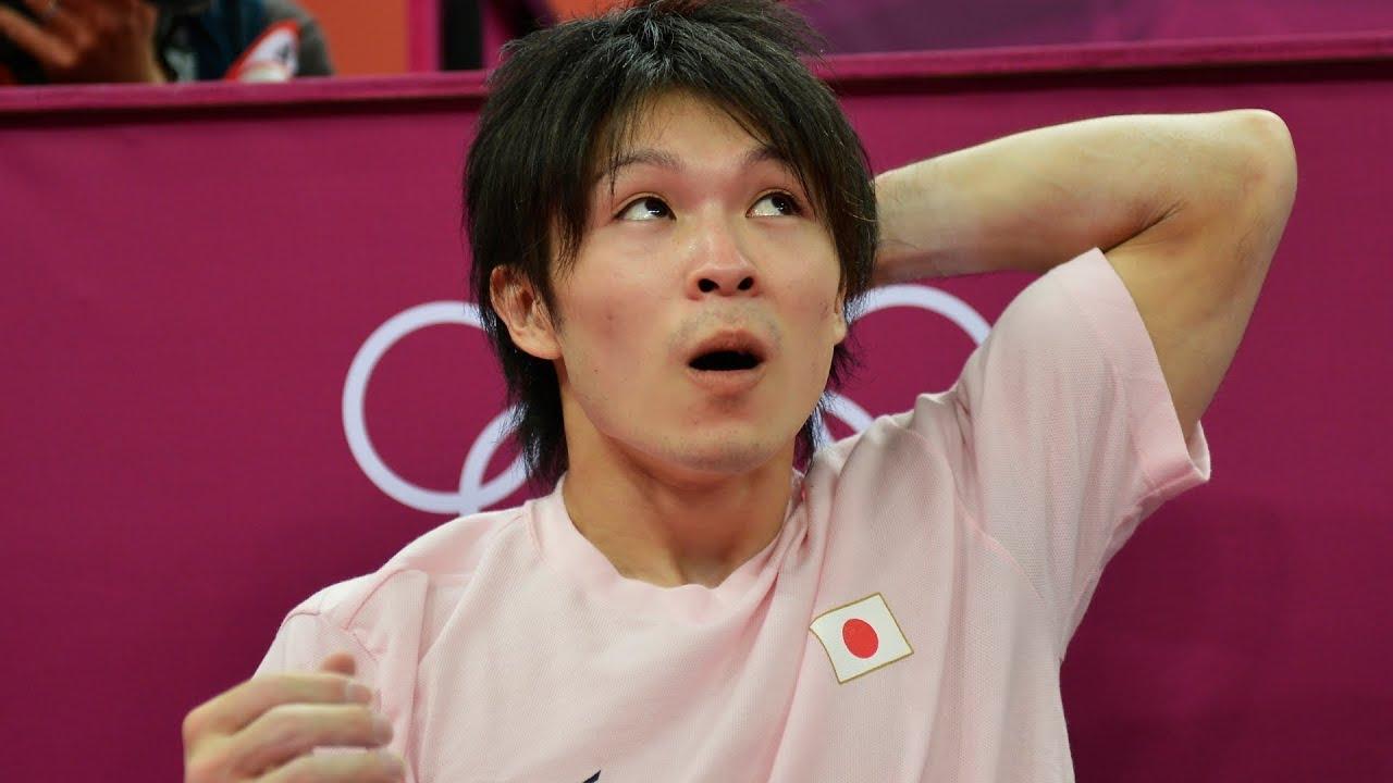 Who can beat Uchimura? - 2013 Artistic Worlds