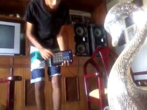 Dj Rodolfo Palinha Ao Vivo No Tablet Sampler da Guitarra