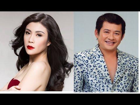 Danh hài Tuấn Beo tiết lộ chuyện tình bí mật với ca sĩ Uyên Trang