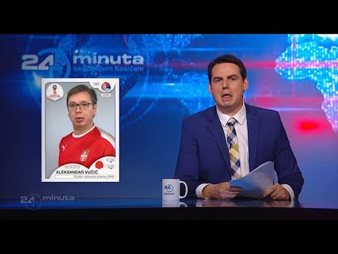 Motivacioni govor srpskim fudbalerima