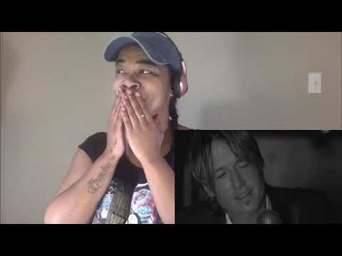 Keith Urban - Blue Ain't Your Color | REACTION