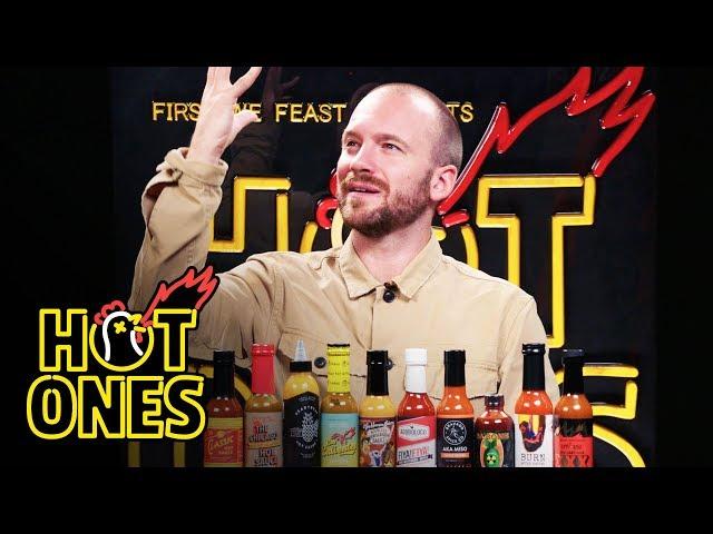 Sean Evans Reveals the Season 10 Hot Sauce Lineup | Hot Ones