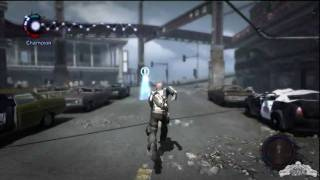 inFAMOUS Gameplay