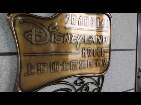 Disney Dust #38 - Shanghai Disney Hotels