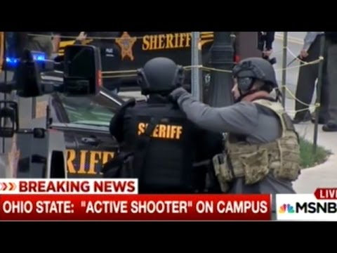 """BREAKING! At Least 7 People Injured During """"Active Shooting"""" At Ohio State University!"""