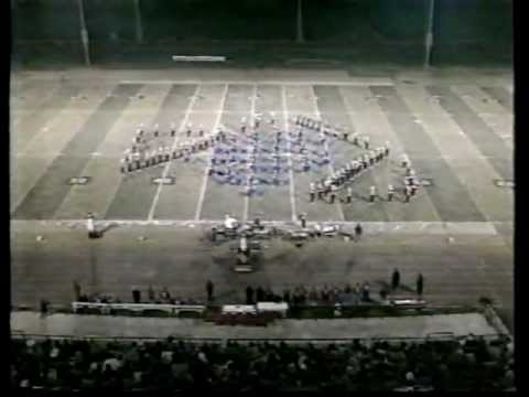 1989 George Rogers Clark High School Band