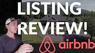 Airbnb Listing Review In Afton, Virginia!