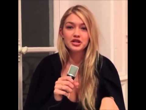 Gigi Hadid | Teddy Talk for IMG Models