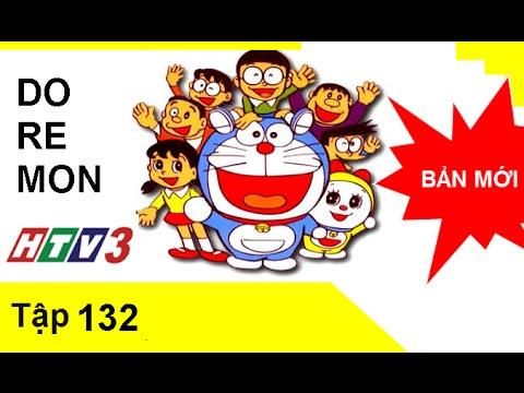 Phim hoạt hình Doremon Tiếng Việt HTV3 Tập 132