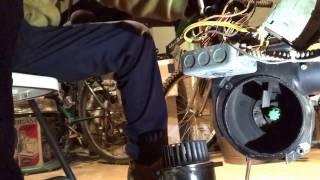 Bad burner motor