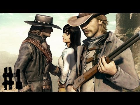Call of Juarez: Bound in Blood - Walkthrough - Part 1 - Chapter 1 (PC) [HD]