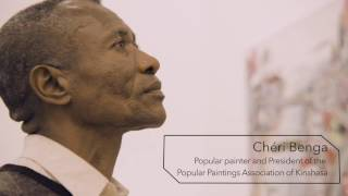 Congo Art Works. Popular Painting
