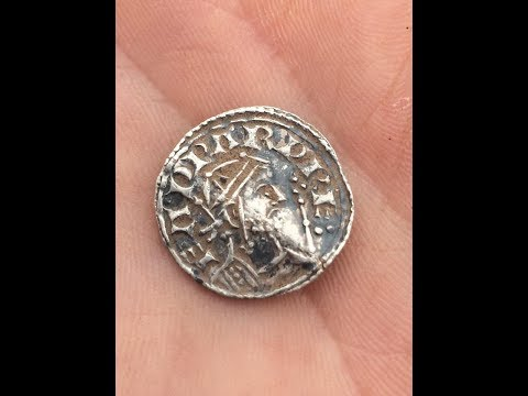 STUNNING SAXON COIN, EDWARD THE CONFESSOR