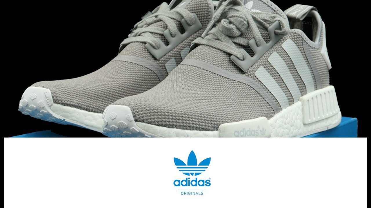 b8570047b29d adidas NMD R1 Grey  White. WearTesters