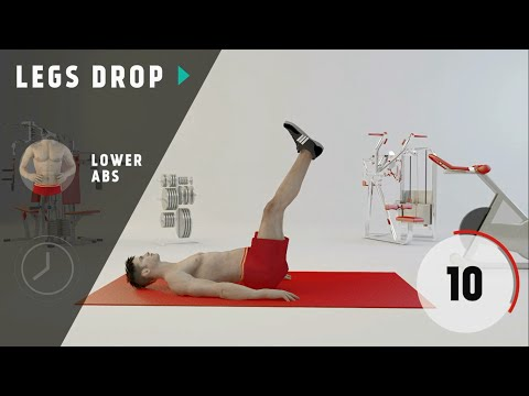 Impossible six pack abs workout – Level 6