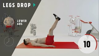 Impossible six pack abs workout - Level 6