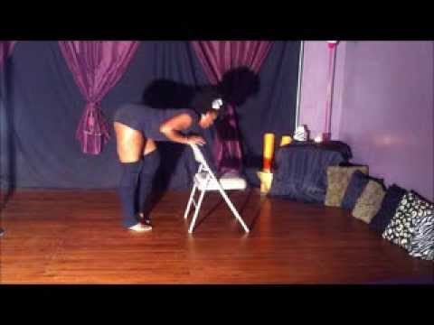 sensual yoga fusion cat cow chair flow  youtube