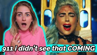 I CAN'T STOP SCREAMING ✰ 911 Short Film Lady Gaga REACTION