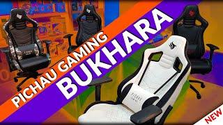 As Melhores Cadeiras do Brasil! Pichau Gaming BUKHARA