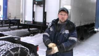 Цепи для грузовых автомобилей(Не осталась от нас в стороне тема применения цепей на грузовых автомобилях. В этом ролике мы предлагаем..., 2012-12-25T17:18:39.000Z)
