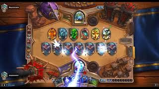 Hearthstone : Malygos Druid vs Shuuderwock Shaman (The Witchwood)
