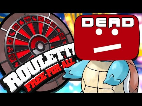 YouTube Is DYING! (ROULETTE FFA)