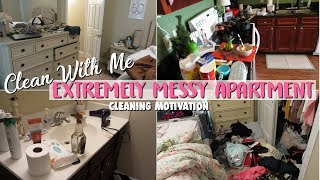 EXTREME CLEANING MOTIVATION | SAHM Power Hour Clean With Me- Speed Cleaning